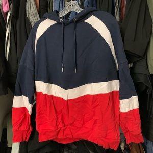 H&M divided hoodie